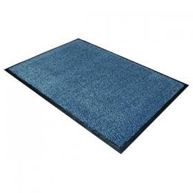 Doortex Dust Control Mat 900x1500mm Blue 49150DCBLV