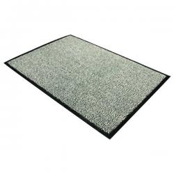 Cheap Stationery Supply of Doortex Dust Control Mat 1200x1800mm Black/White 49180DCBWV Office Statationery
