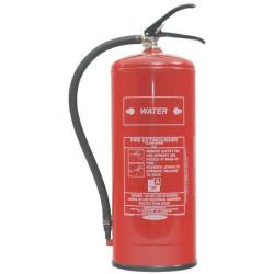 Cheap Stationery Supply of Fire Extinguisher Water 9 Litre (Certified to BS EN3, combats Class A fires) XWS9 Office Statationery