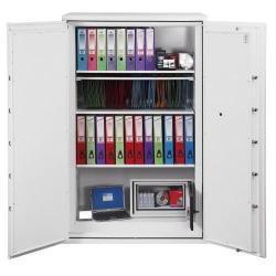 Cheap Stationery Supply of Phoenix Fire Commander FS1914E Size 4 Fire Safe with Electronic Lock Office Statationery