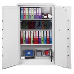 Cheap Stationery Supply of Phoenix Fire Commander FS1914K Size 4 Fire Safe with Key Lock Office Statationery