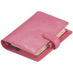 Cheap Stationery Supply of Filofax Finsbury Pocket Organiser Pink 025344 025344 Office Statationery
