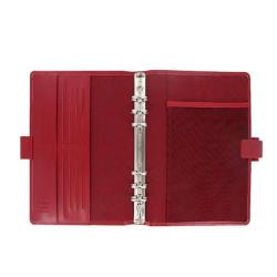 Cheap Stationery Supply of Filofax Red A5 Metropol Organiser Office Statationery
