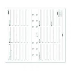 Cheap Stationery Supply of Filofax 2012 Appointments Diary Refill Week to View 95 x 171mm for Personal Organisers 6842012 Office Statationery