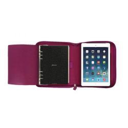 Cheap Stationery Supply of Filofax Finsbury iPad Air Raspberry Organiser 022511 Office Statationery
