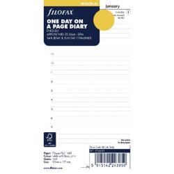 Cheap Stationery Supply of Filofax Personal Day/Page 2018 Refill 18-68441 Office Statationery