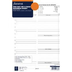 Cheap Stationery Supply of Filofax A4 Day/Page 2018 Refill 18-68719 Office Statationery