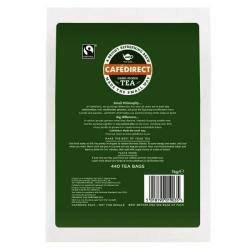 Cheap Stationery Supply of Tea Direct Fairtrade One Cup Tea Bag  AU01903   With FOC Tea Caddy GAL838075 Office Statationery
