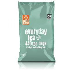 Cheap Stationery Supply of Tea Direct Fairtrade One Cup Tea Bag  AU01903   With FOC Tea Tray GAL838082 Office Statationery
