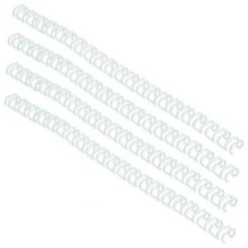 GBC WireBind A4 Binding Wires 6mm White (Pack of 100) RG810470