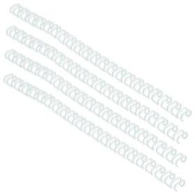 GBC WireBind A4 Binding Wires 8mm White (Pack of 100) RG810570