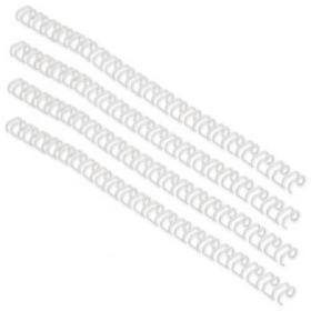 Gbc Rg810970 14mm White Wire Binders Pack of 100