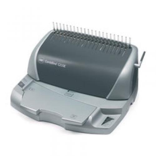 GBC CombBind C210E Electric Comb Binding Machine 4400439