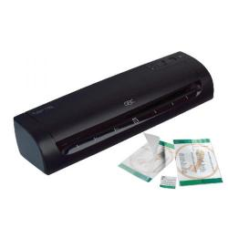 Cheap Stationery Supply of GBC Fusion 1100L A3 Laminator with FOC 2 x Pk100 A4 Laminating Pouches Gloss GB810023 Office Statationery