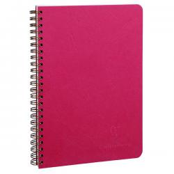 Cheap Stationery Supply of Clairefontaine Age Bag Wirebound Notebook A5 Red (Pack of 5) 785362C Office Statationery
