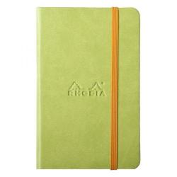Cheap Stationery Supply of Rhodia A6 Lined Web Notebook Green 118646C Office Statationery