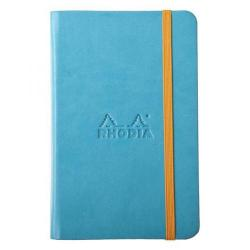 Cheap Stationery Supply of Rhodia A6 Lined Web Notebook Turquoise 118647C Office Statationery
