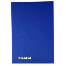 Exacompta Guildhall Account Book 80 Pages 4 Cash Columns 31/4 1016
