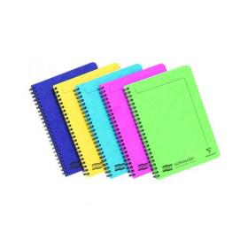 Clairefontaine Europa Notemaker A5 Assortment C (Pack of 10) 3155