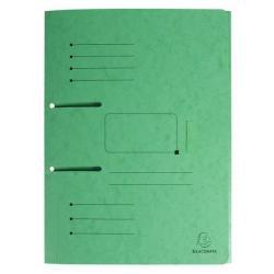 Cheap Stationery Supply of Exacompta Punchy Folder Green 25 Pack 447003E Office Statationery