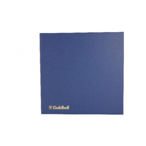 80 Pages 3 Debit 5 Credit Columns Exacompta Guildhall Account Book