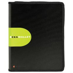 Cheap Stationery Supply of Exacompta Exactive ExaWallet Conference Folder with Calculator Black 55534E Office Statationery