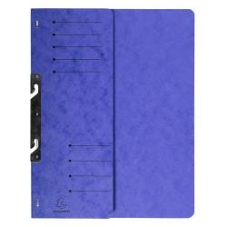 Cheap Stationery Supply of Exacompta Hook in File Folder Blue 25 Pack 362502B Office Statationery