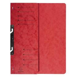 Cheap Stationery Supply of Exacompta Hook in File Folder Red 25 Pack 362505B Office Statationery