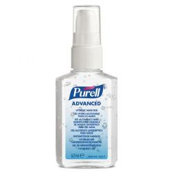 Cheap Stationery Supply of Purell Advanced Hygienic Hand Rub PERSONAL 60ml (Pack of 24) 9606-24-EEU00 Office Statationery