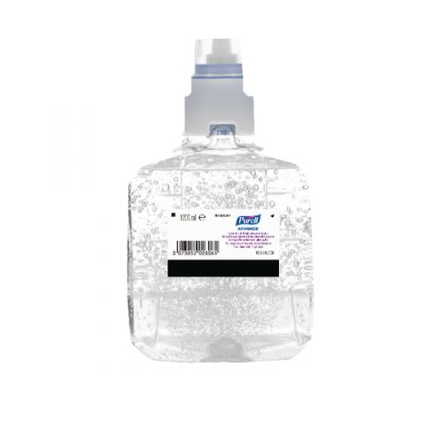 Upc 885160131920 Purell 965212ct Advanced Instant Hand Sanitizer