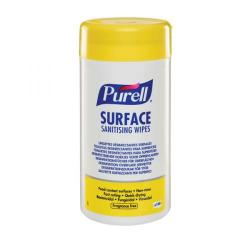 Cheap Stationery Supply of Purell Surface Sanitising Wipes (Pack of 100) 95102-12-EEU Office Statationery