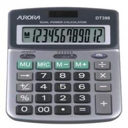 Cheap Stationery Supply of Aurora DT398 Desk Calculator Office Statationery