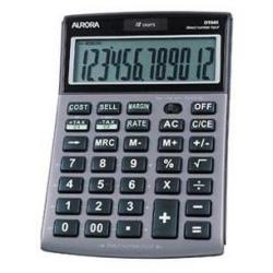 Cheap Stationery Supply of Aurora DT661 Desk Calculator DT661 Office Statationery