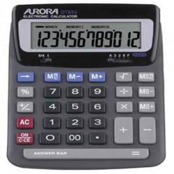 Cheap Stationery Supply of Aurora DT85V Desk Calculator Office Statationery