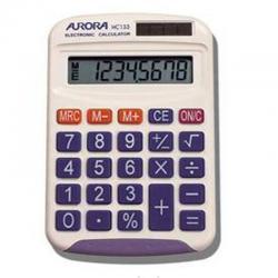 Cheap Stationery Supply of Aurora HC133 Handheld Calculator Office Statationery