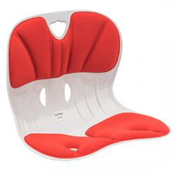 Cheap Stationery Supply of Curble Wider Chair Support Red Office Statationery