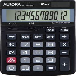Cheap Stationery Supply of Aurora DT940C Desk Calculator Office Statationery