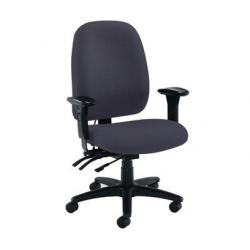 Cheap Stationery Supply of Posture Vista High Back Chair Charcoal Office Statationery