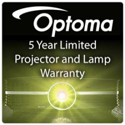 Cheap Stationery Supply of Optoma 5 Year Limited Projector And Lamp Warranty Office Statationery