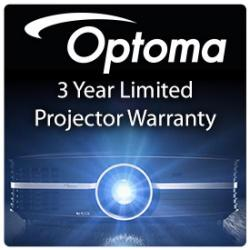 Cheap Stationery Supply of Optoma 3 Year Limited Projector Warranty Office Statationery