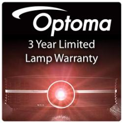 Cheap Stationery Supply of Optoma 3 Year Limited Lamp Warranty Office Statationery
