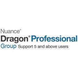 Cheap Stationery Supply of Nuance Dragon Professional Group 15 Licence 5 Users And Above Office Statationery