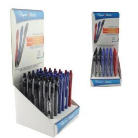 PaperMate FlexGrip Ultra Ballpoint Pens Display (Pack of 36) S0189342