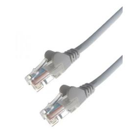 Connekt Gear RJ45 Cat6 Grey 5m Snagless Network Cable 31-0050G