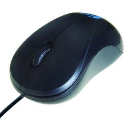 Cheap Stationery Supply of Computer Gear 3 Button Optical Scroll Mouse Black 24-0542 Office Statationery