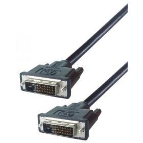 Connekt Gear DVI-D Dual Link Display Cable 5m 26-1653