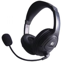 Cheap Stationery Supply of Computer Gear HP 512 Multimedia Stereo Headset With Boom Microphone 24-1512 Office Statationery