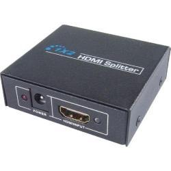 Cheap Stationery Supply of VZTEC 2-Way HDMI Splitter Box Mains Power ed 25-0310 Office Statationery