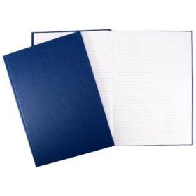Cambridge Notebook Casebound 70gsm Ruled 192pp A4 Blue Ref 100080492 Pack of 5