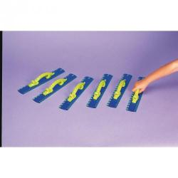 Cheap Stationery Supply of Alligator Easy Grip Ruler Office Statationery
